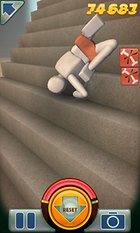 Stair Dismount - A Disturbing Way To Relieve Stress