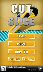 Cut and Slice - Origami para Android