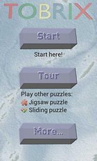 Tobrix -- Round-the-world Puzzle Game