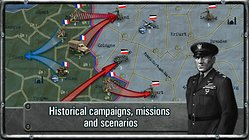 Strategy & Tactics: WW II Free - come Risiko su Android