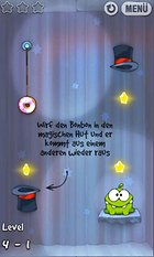 Cut the Rope : ça nous la coupe !