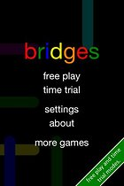 Flow Free: Bridges. Reliez les points