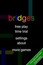 Flow Free: Bridges. Reliez les points