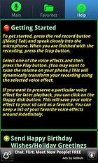 Ultra Voice Changer - Changez de voix