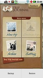 Trip Journal -- Travelogues for Sharers and Boasters