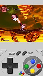 SuperGNES (SNES Emulator), Super Nintendo su Android