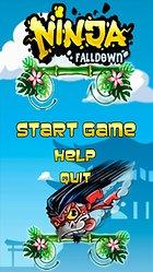Ninja Falldown - Ne jamais tomber, toujours se relever