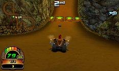 Tiki Kart 3D. A la carrera!!
