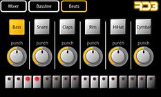 RD3 - Groovebox   -   Tolle Beats im Handumdrehen selber mischen