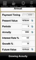 Calculatrice financière Trial – Comptez sans les doigts!