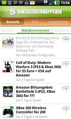 KS & DS - Die Schnäppchen-App für Gamer!