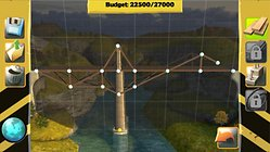 Bridge Constructor. Tendiendo puentes.