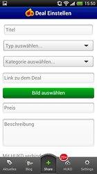 myDealZ Schnäppchen&Gutscheine - Die neue Version!