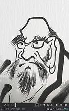Zen Brush, il disegno a mano per smartphone