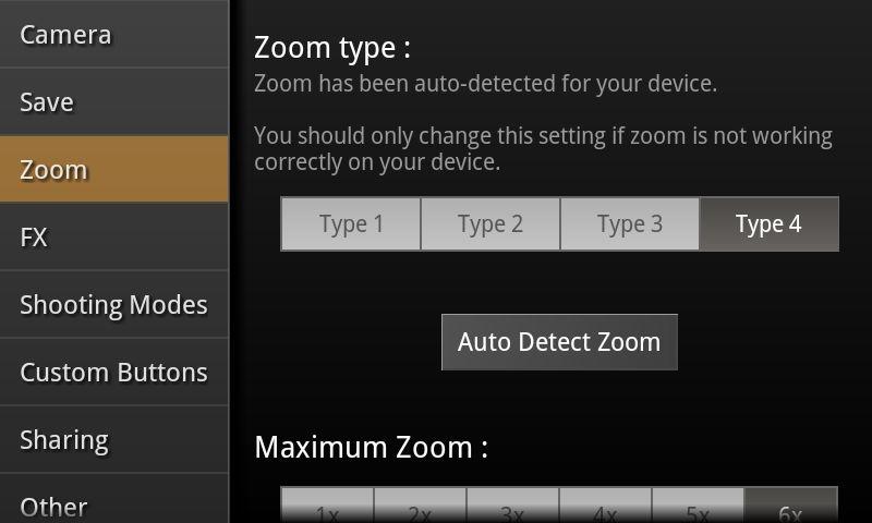Bleib ruhig Foto-Editor für Android
