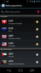 Finanzen100 Währungsrechner - Was kostet das?
