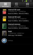 A1 SD Bench – Le test BenchMark Test pour la mémoire de votre smartphone