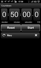 StopWatch & Timer - Herrscher der Zeit!