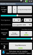 Mobile Metronome - Ritmo!