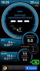 Ulysse Speedometer - Wie schnell bist du wirklich?