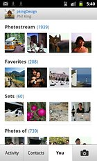 Flickr - Il portfolio fotografico mobile