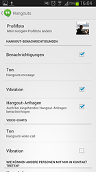 Hangouts (antigamente Talk)