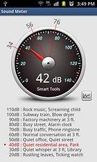 Sound Meter - Akıllı Telefonunuzla Gürültü Ölçün