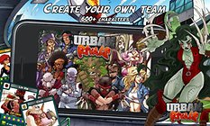 Urban Rivals – Invasion de big méchants !