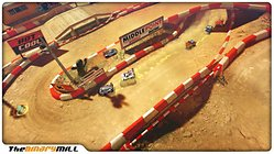 Mini Motor Racing - ¡A todo gas!