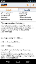 AutoScout24 - mobile Autosuche – Fahrzeug gesucht?