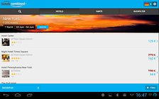 Hotels Combined - Hotel Suche auf Android