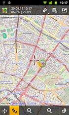 GPS e mapas offline é com o Locus Pro