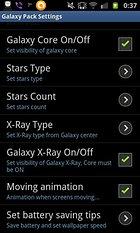 Galaxy Pack - Die unendlichen Weiten auf deinem Smartphone!
