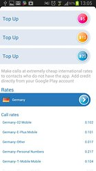 Vippie-free calls & messages, alternativa a Whatsapp