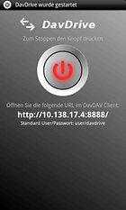DavDrive - Gérer son portable Android via votre ordinateur