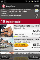 Hotel Suche HRS 3.0 - Bequem Hotels buchen