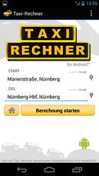 Taxi-Rechner – Wissen was es kostet!