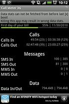 Call Meter 3G (beta)