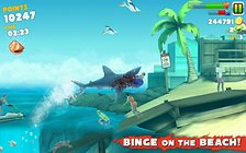 Hungry Shark Evolution - Manger ou être mangé