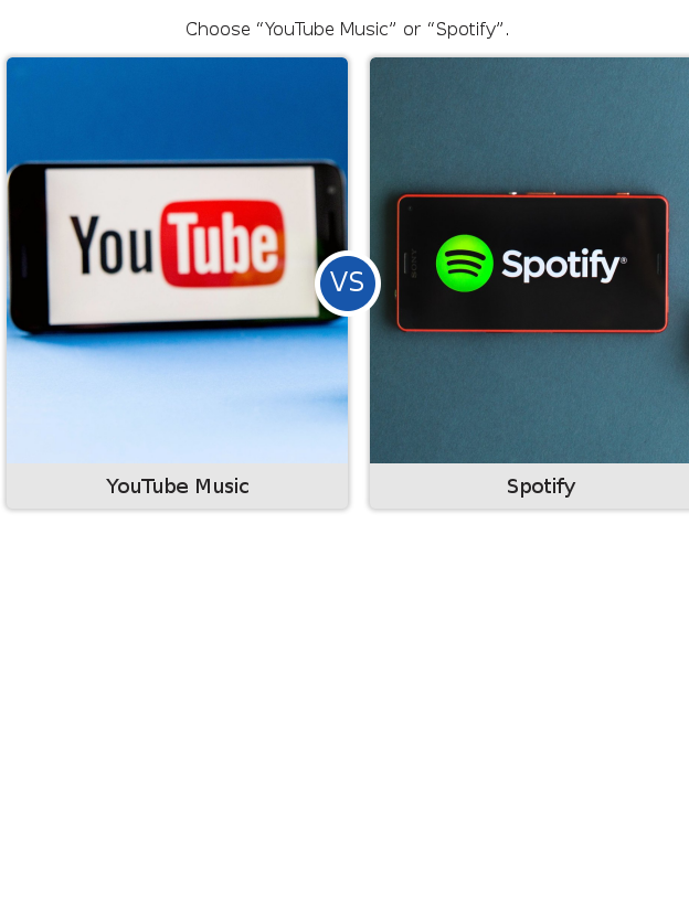 Spotify or YouTube Music: which streaming app best suits you