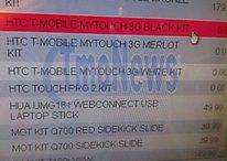 HTC Magic vielleicht bald unter anderem Namen auch T-Mobile?
