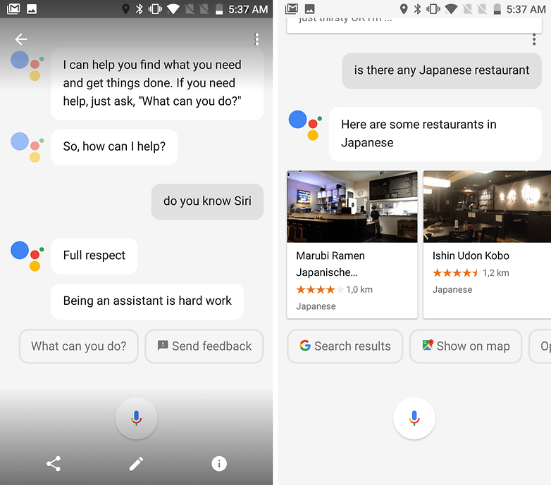 androidpit google assistant
