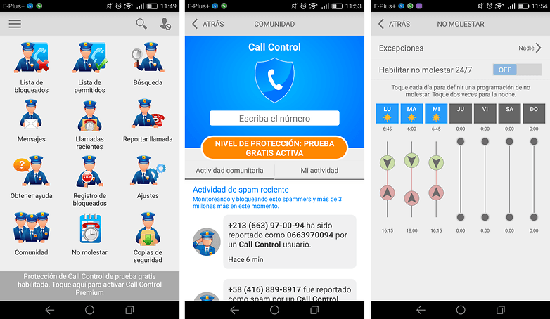 call control call blocker androidpit