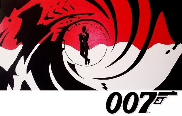 aplicaciones james bond