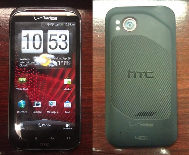 Hands-On HTC Vigor