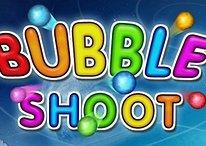 Shoot Bubble consigue más descargas que Angry Birds y Apalabrados