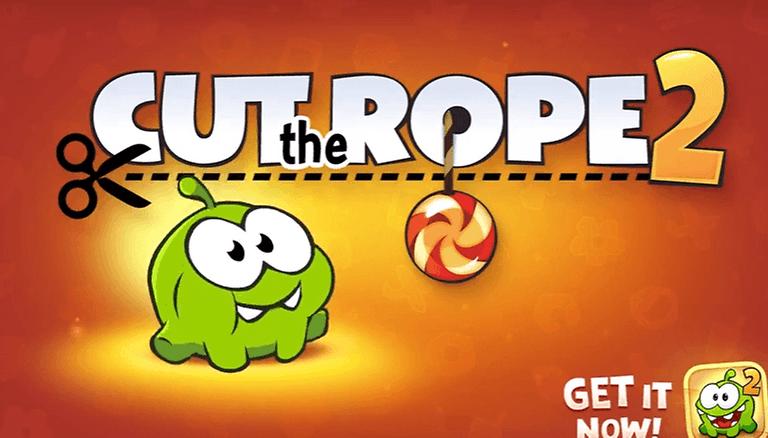 Cut The Rope 2 - La aventura inesperada de Om Nom para Android
