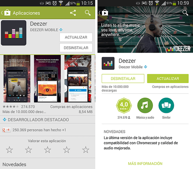 google play materia design
