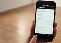 HTC One M8 - Control por gestos a través de Motion Launch en vídeo