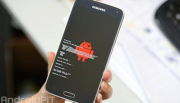 Root du Samsung Galaxy S5 en un clic avec towelroot